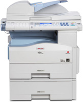Ricoh Aficio MP201F   Multifunctional Copier