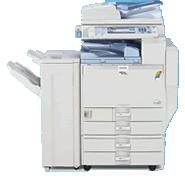Ricoh Aficio MPC5000 Digital Multifunction