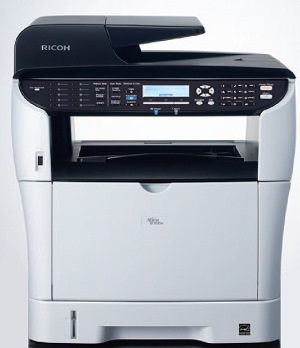 Ricoh Aficio MPC2800 Digital Color Copier